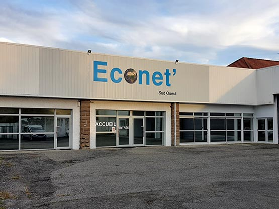 Econet Etablissement